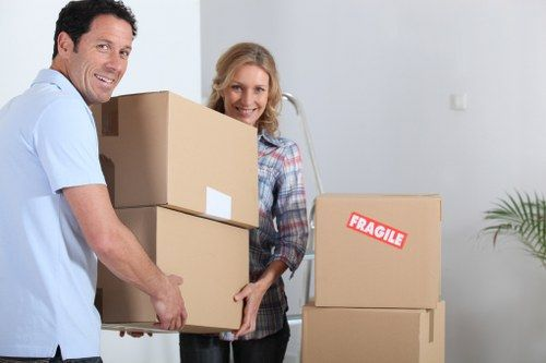 moving home on your own