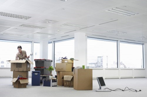 stress-free office removals