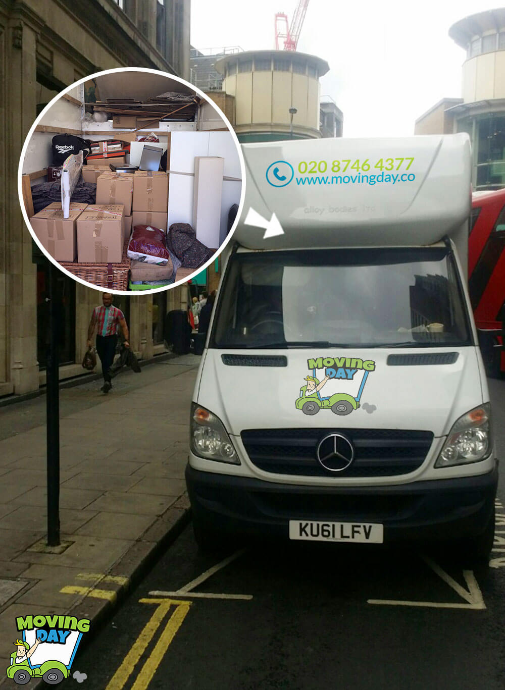 Hackney removal company E8
