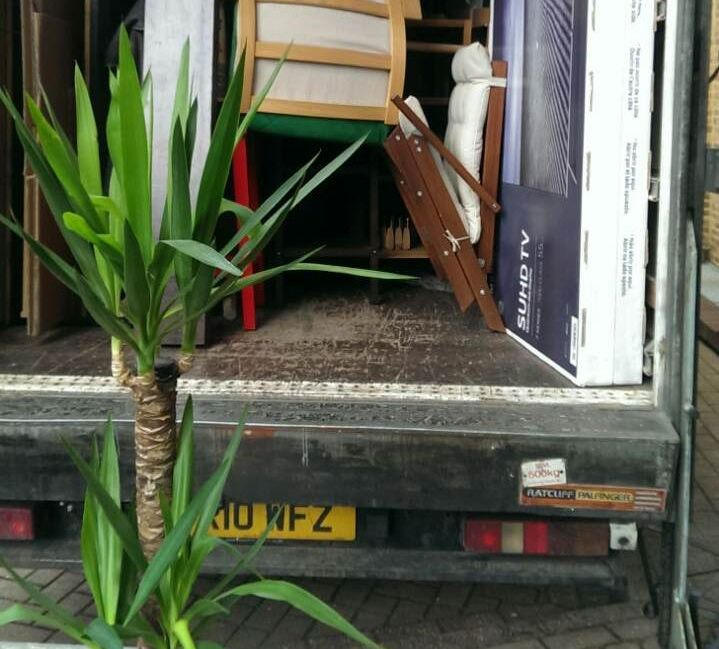 Holland Park removals services