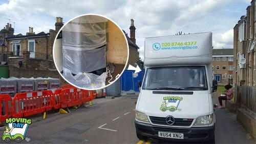 Knightsbridge removal companies SW1