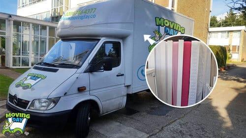 Uxbridge man with a van UB8