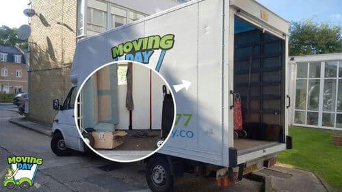 Ravenscourt Park moving men W4