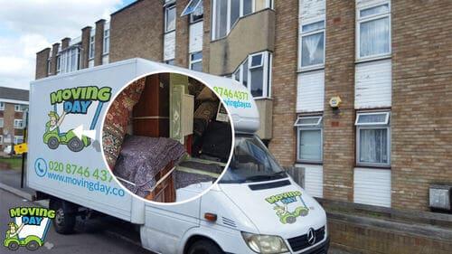Shoreditch cheap moving house E2