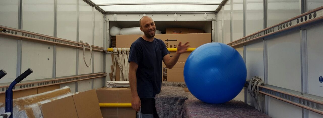 commercial movers Kennington