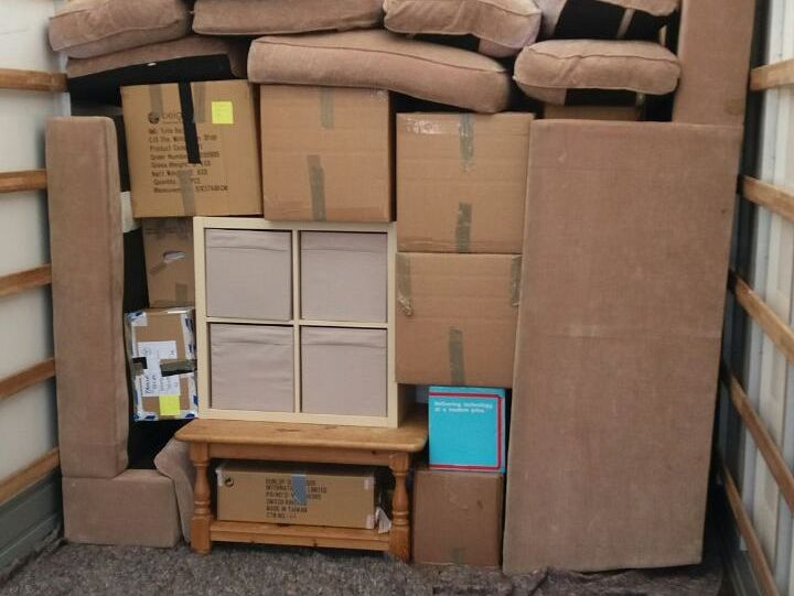 commercial movers Knightsbridge