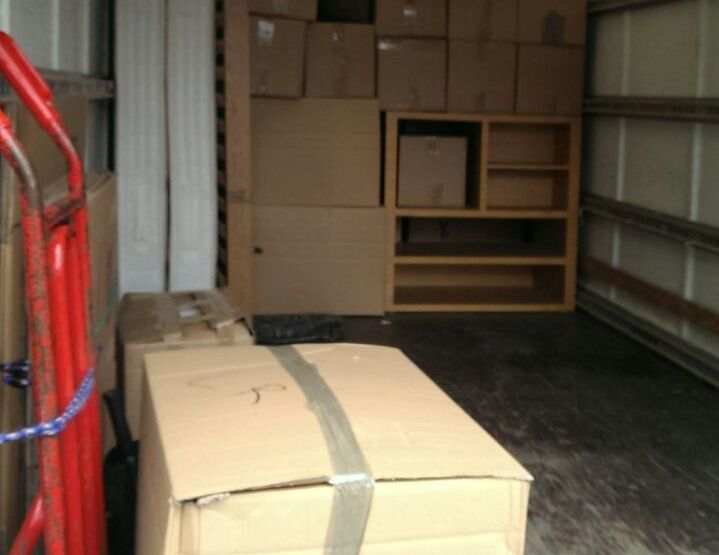 SW5 house movers South Kensington