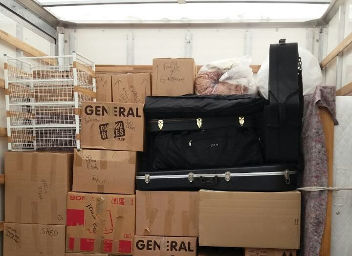 commercial movers Fulham