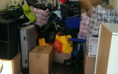 man van removals West Kensington